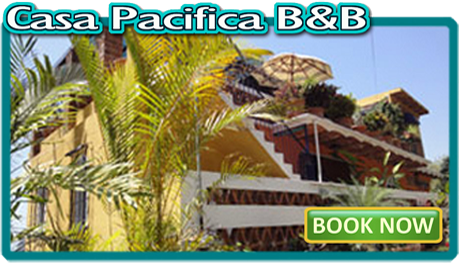 Casa Pacifica B&B